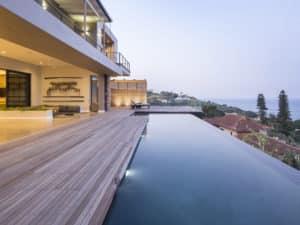 Thuthuka Beach House Pool And Ocean View In Kwa-Zulu Natal North Coast
