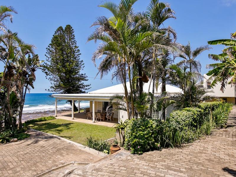 The Sheffield Beach House In Kwa-Zulu Natal's North Coast