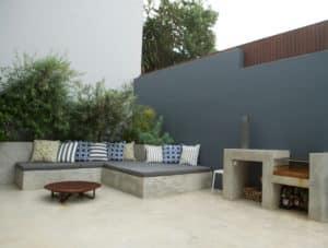 47 On Osborne Outdoor Seating And Braai Area In Kwa-Zulu Natal North Coast