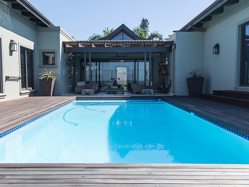 Homeford Drive Umhlanga Beach House Pool