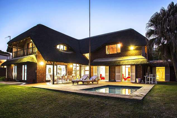 Where it all began: Our very first Beach House at Umhlanga Rocks