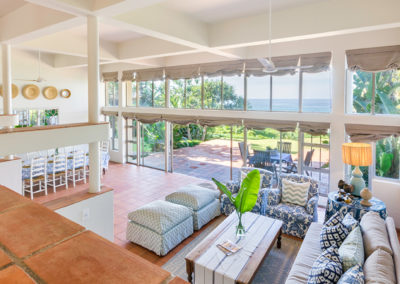 Tiffany's Beach House Lounge Area In Kwa-Zulu Natal North Coast